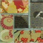 collage pattern squares