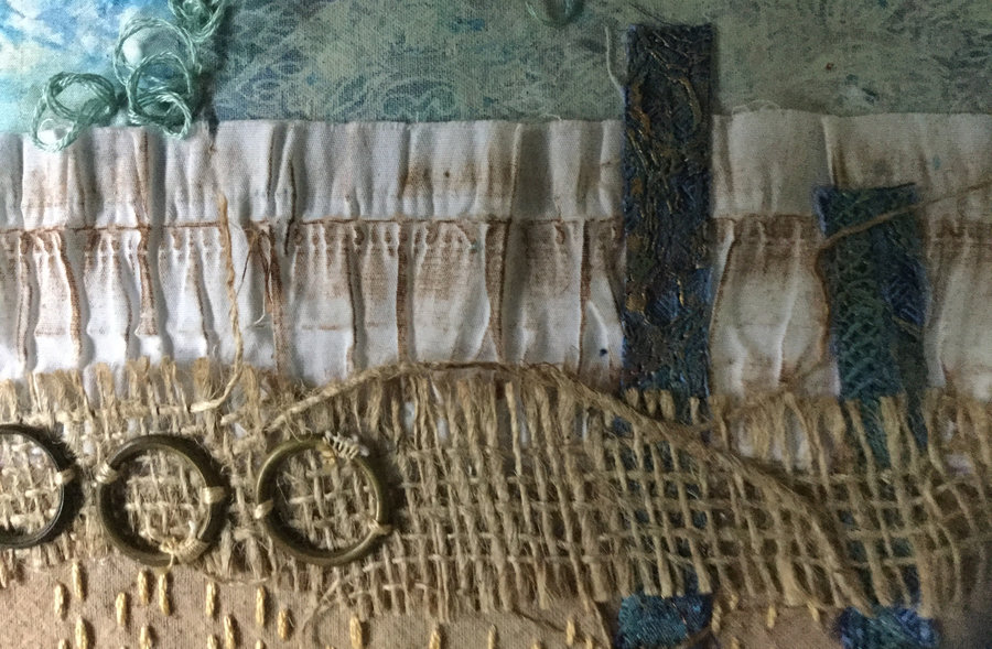 On the Edge of…textile exhibition