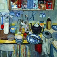 Allnutt, Alison Mary; Still Life; Williamson Art Gallery & Museum; http://www.artuk.org/artworks/still-life-68457